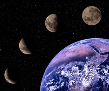 Calendario lunar julio del 2018 fases lunares pesca for Fases de la luna hoy